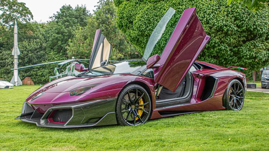 The Huber Era Is An Aventador With A Body Kit And Lambo's Blessing