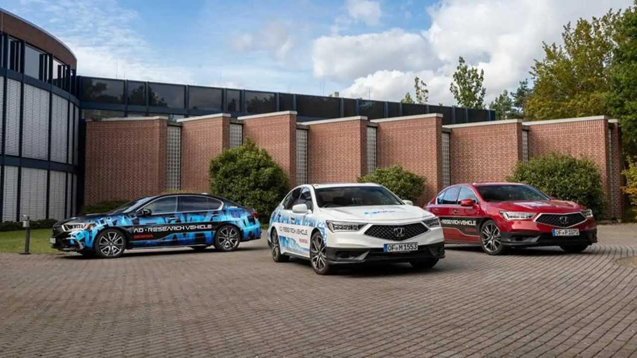 Honda studia la guida autonoma di livello 3 e 4