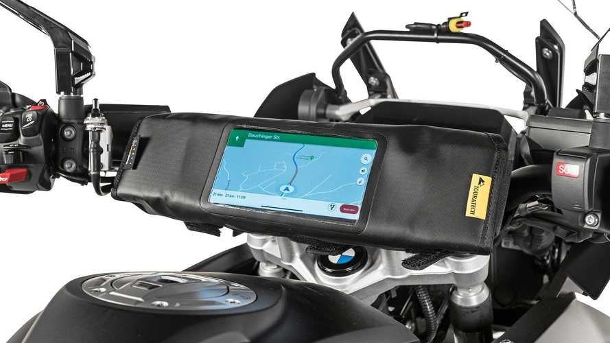 Touratech Ibarra Soft Luggage Is Ready For Your Everyday Adventures