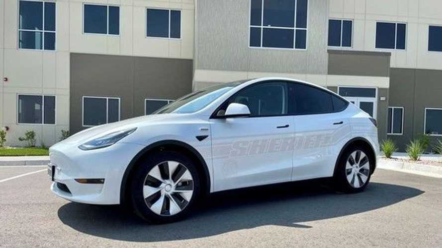 Tesla Model Y Police SUV Means Massive Savings Over 5 Years