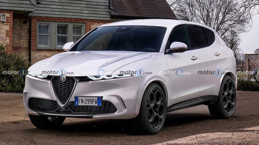 Alfa Romeo Tonale, in anteprima lo stile del nuovo SUV compatto