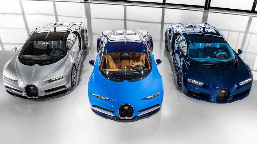 Bugatti, sadece 40 adet Chiron daha üretecek!