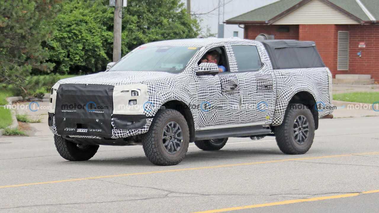 Ford Ranger Raptor Left-Hand Drive