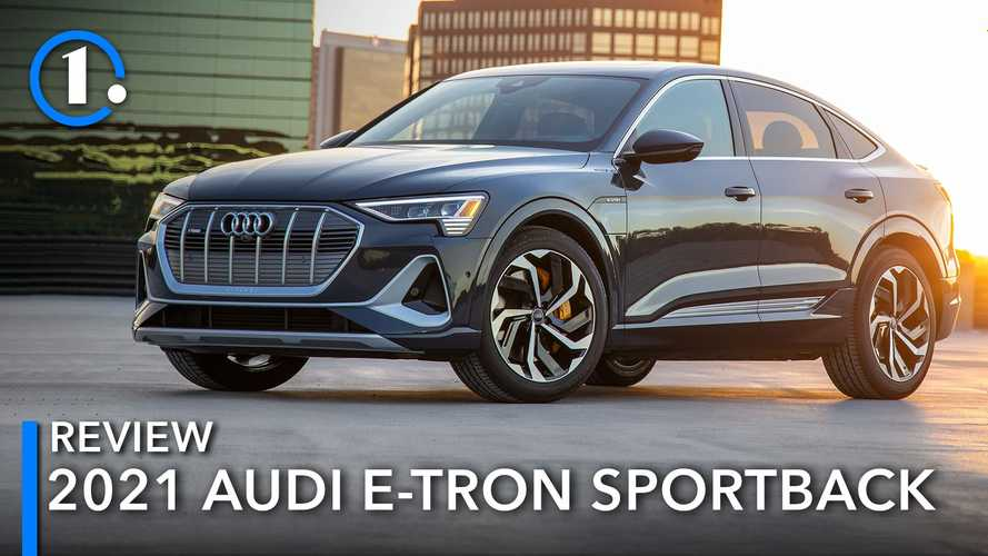 2021 Audi E-Tron Sportback Review: Style Over All