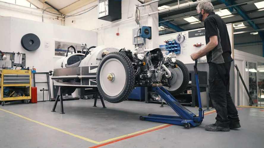 Final Morgan 3 Wheeler built, but brand promises it will return