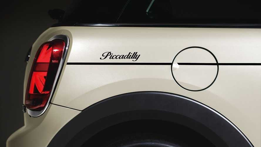 Mini Cooper ganhará versão Piccadilly no Brasil