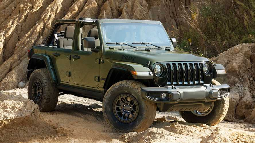 Jeep dévoile le Wrangler Unlimited Willys Xtreme Recon