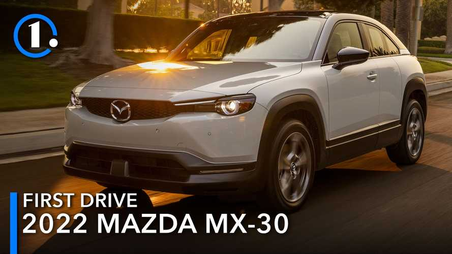 2022 Mazda MX-30 First Drive Review: Flawed Beauty