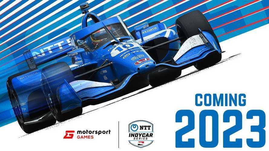 Motosport Games, resmi IndyCar oyunu üretmi için anlaşma imzaladı