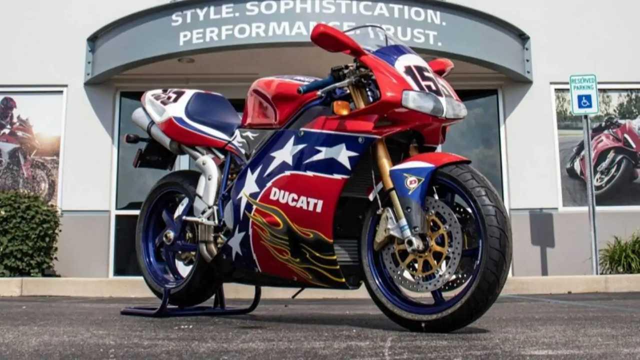 Ducati 998S Ben Bostorm Replica For Sale