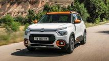Der Citroën C3 (2022) wird in Indien und Südamerika zum SUV