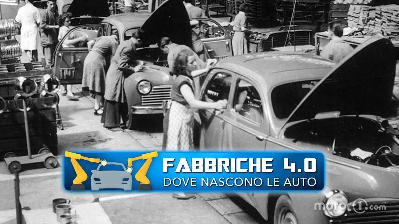 Sochaux, la fabbrica n°1 di Peugeot che rinascerà nel 2022