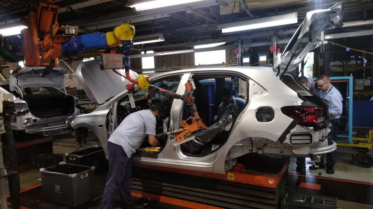 Fábrica GM - Gravataí (RS)