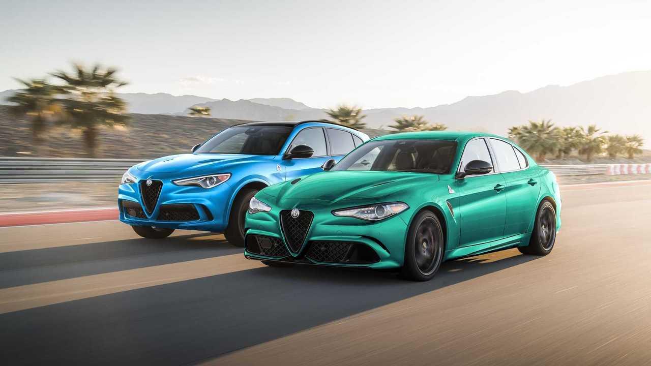 Alfa Romeo Giulia y Stelvio 2022