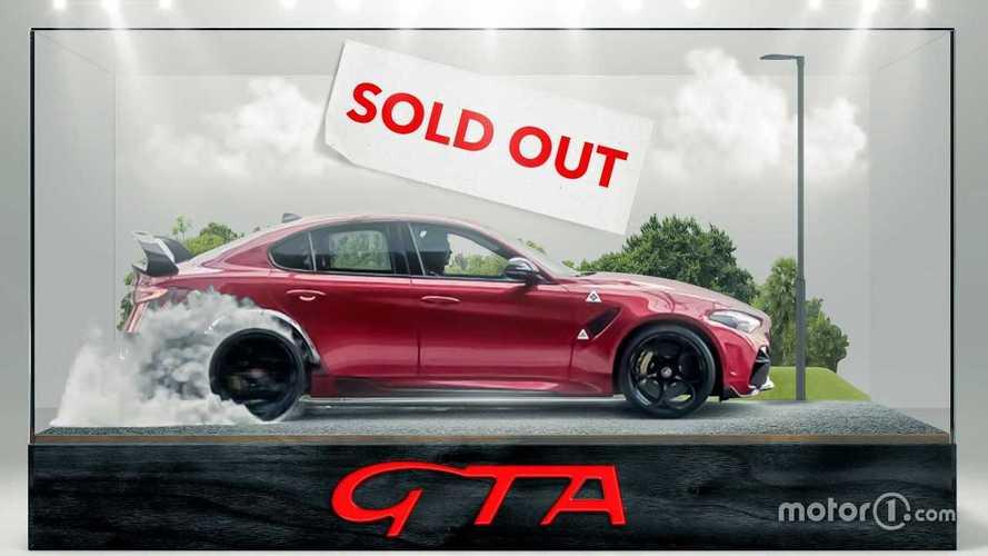 Arrivederci: los Alfa Romeo Giulia GTA y GTAm, agotados