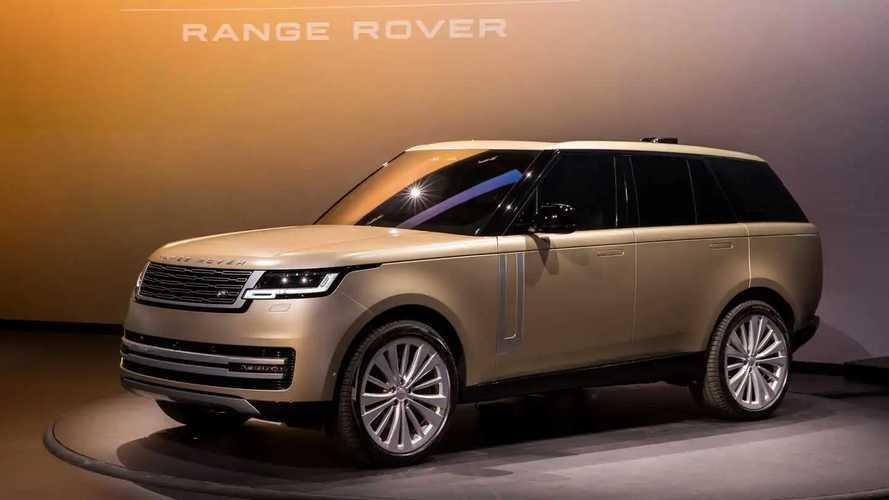 Der neue Range Rover (2022): Bentley und Rolls-Royce im Visier