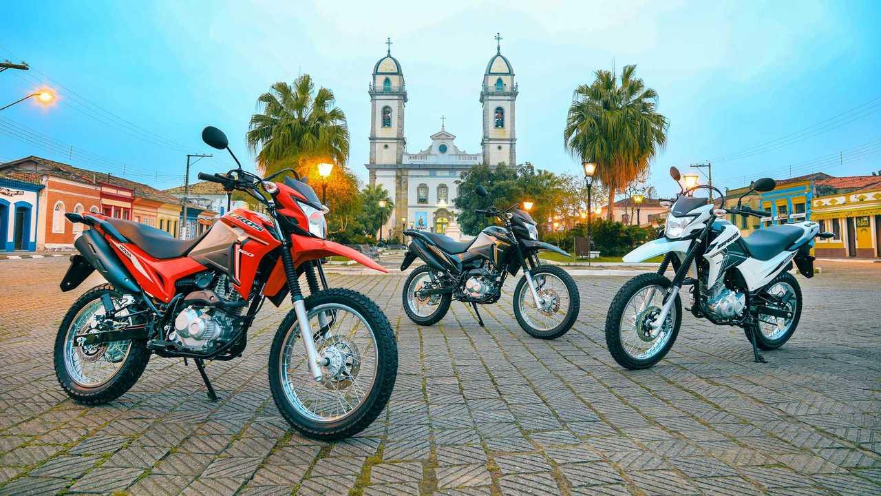 Honda NXR 160 Bros 2022