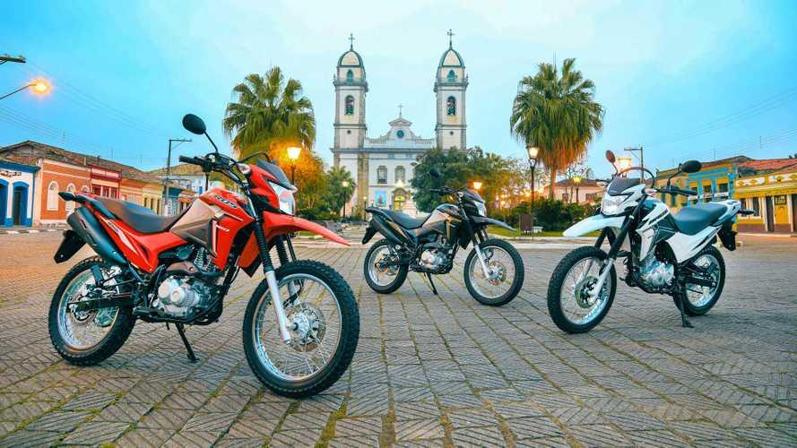 Motos em setembro: Yamaha e Shineray batem recorde