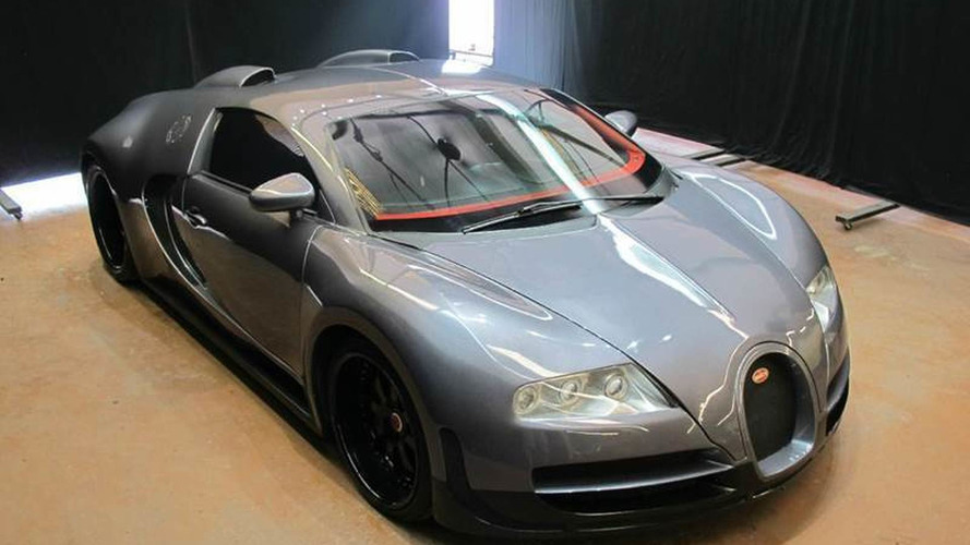 Bugatti Veyron replica sells for almost $60k