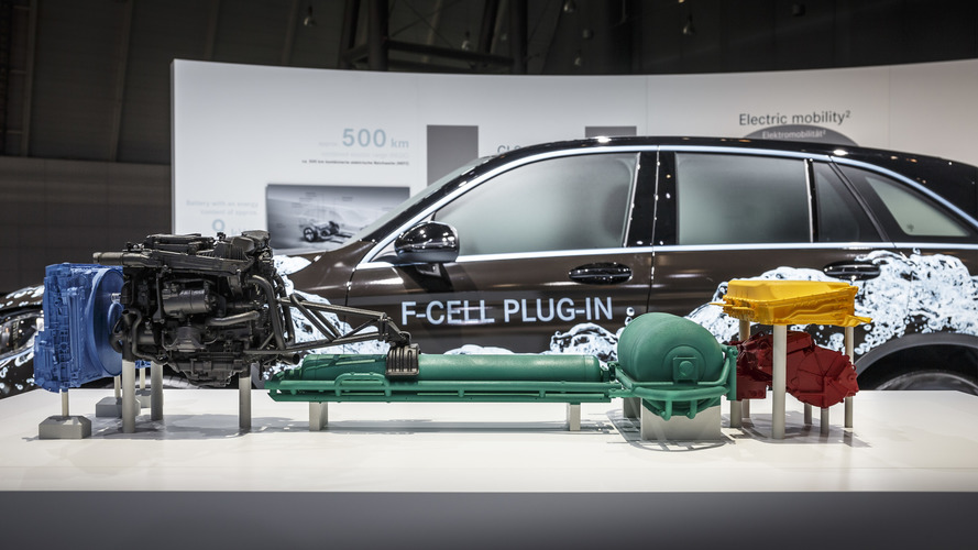 Daimler Says Goodbye To Fuel Cells, Will Focus On PHEVs