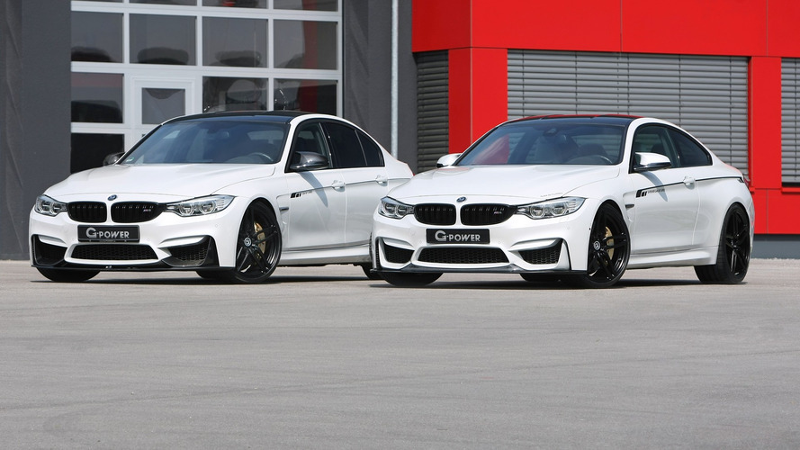 Tuner's BMW M3, M4 dynamic duo has a combined 1,200 hp