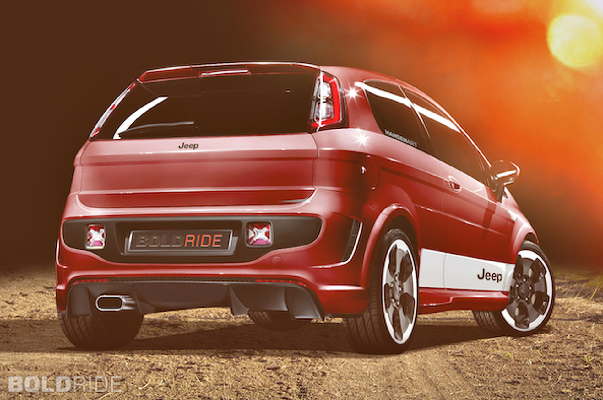 Jeep Hatchback Concept: Production Hopes and Rally Dreams