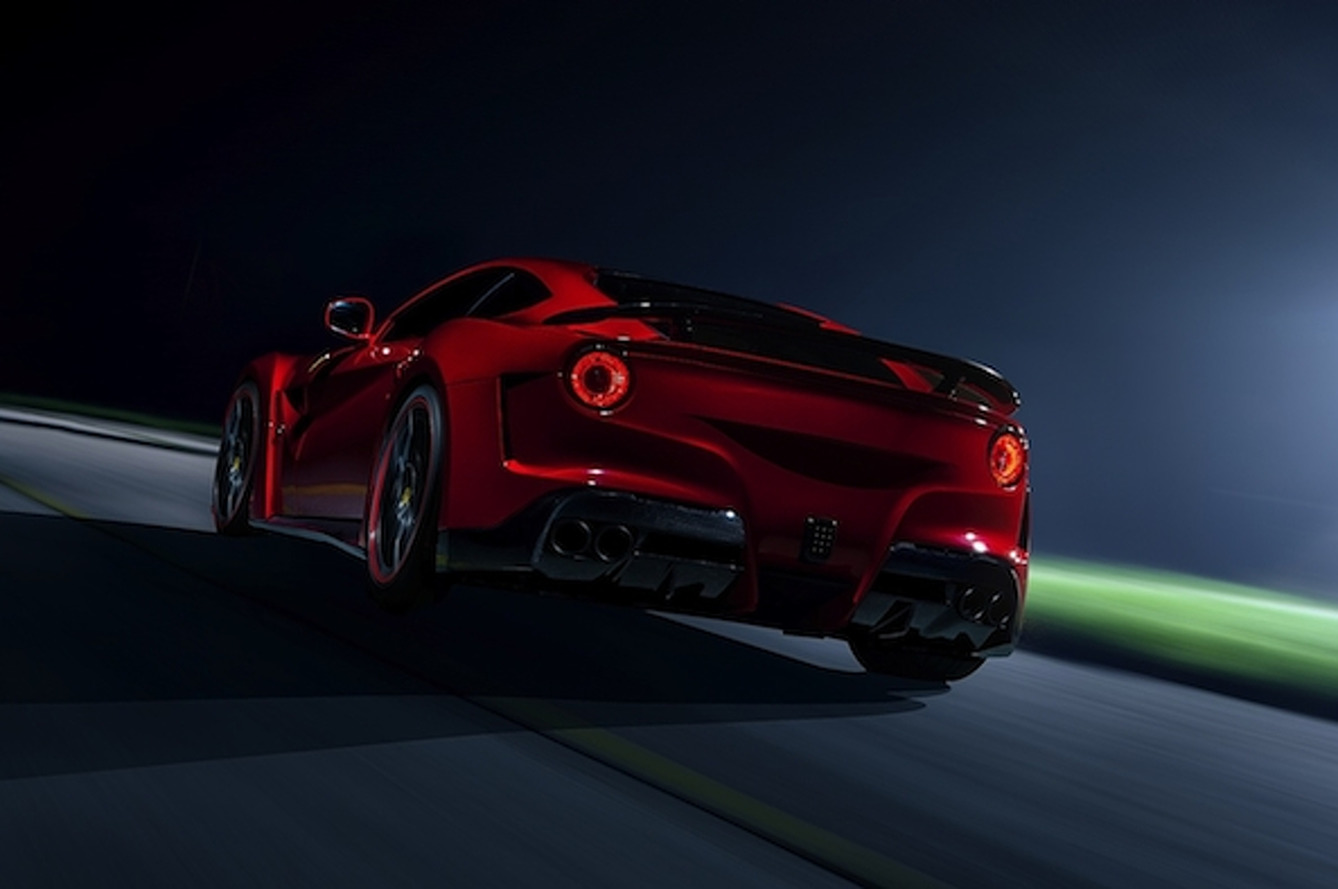 Novitec's Ferrari 12 N-Largo is a Demon Car [w/ video]