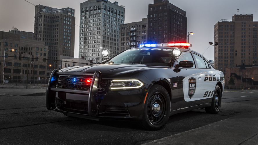 California orders 580 Dodge Charger Pursuit police cars