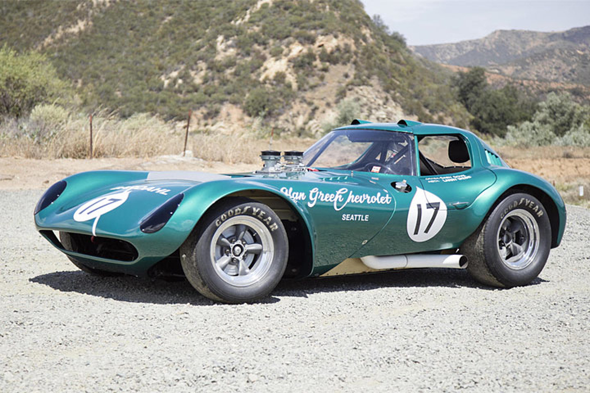 1964 cheetah gt for when a shelby cobra is too soft