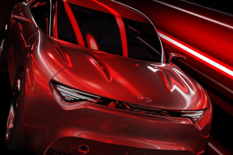 Kia Teases Juke-Rivaling Urban Concept Car for Geneva