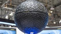 Goodyear Eagle-360 spherical tire