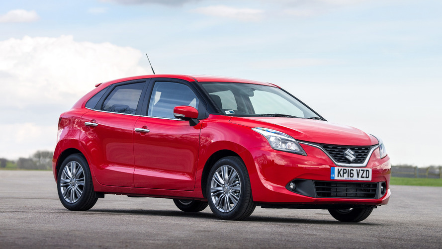 2016 Suzuki Baleno hatchback starts at £12,999