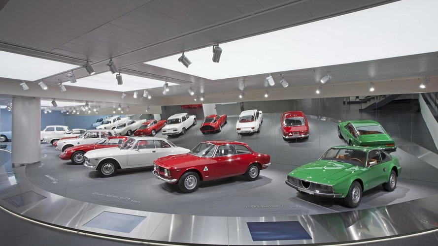 Renewed Alfa Romeo museum opens its doors