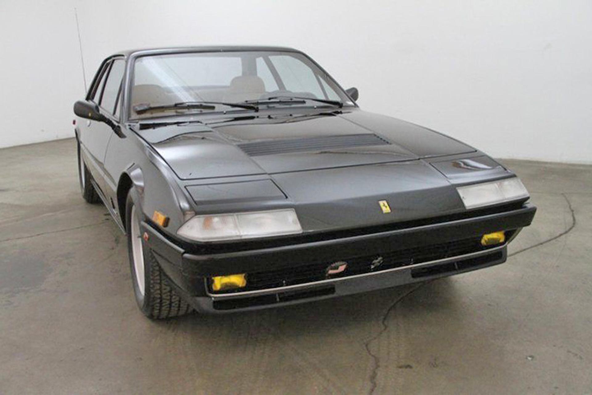 John Mcenroe S Ferrari For Sale On Ebay 1179761