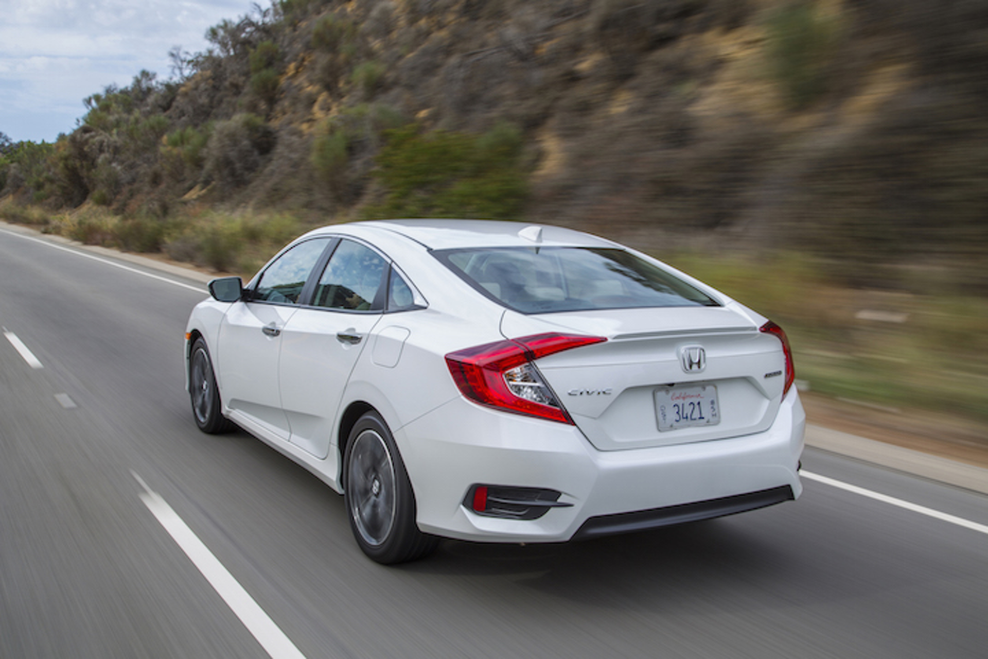 The 2016 Honda Civic is Finally Great Again: First Drive