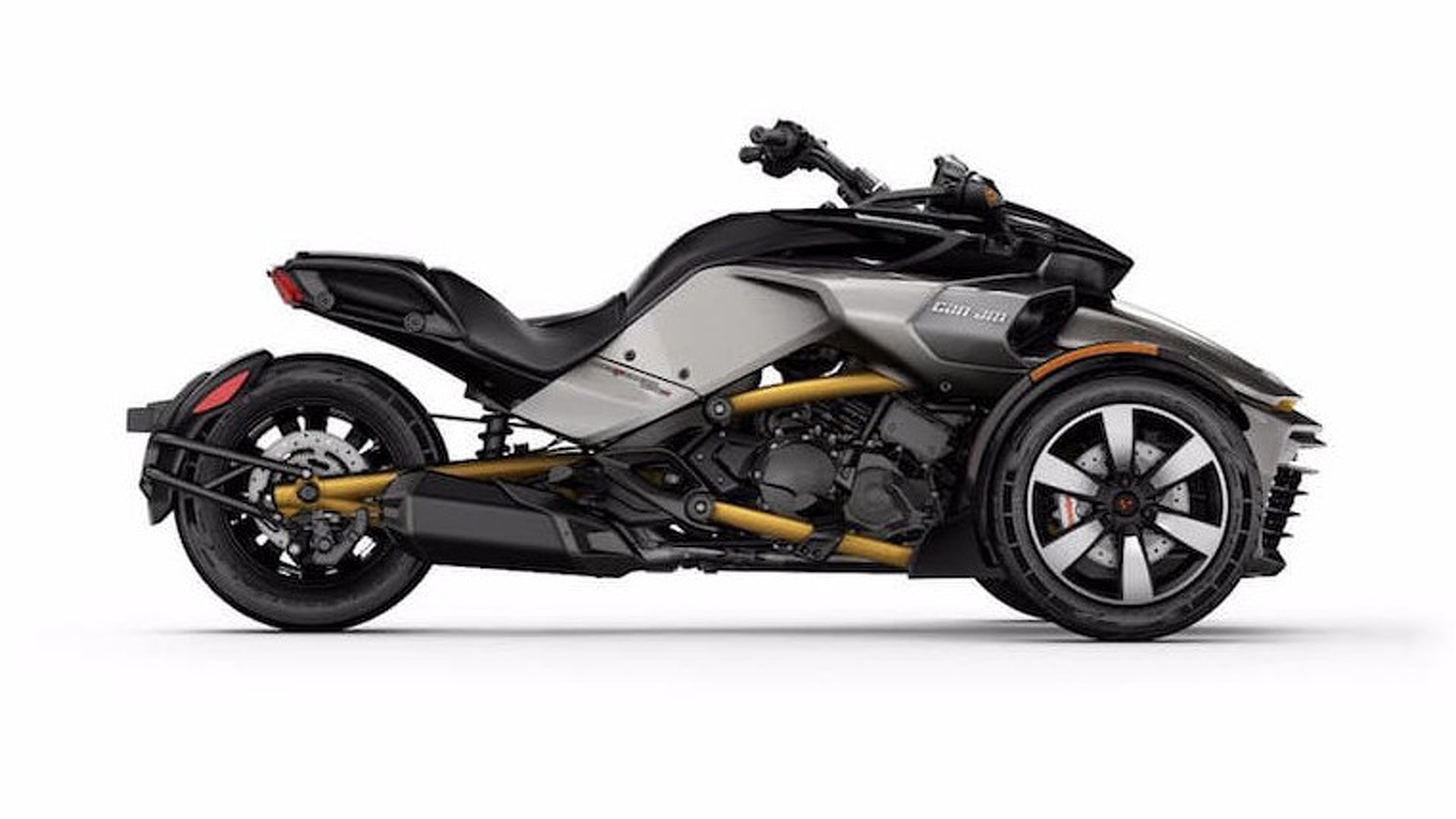 Concept Becomes Reality For New Can Am Spyder F3 S