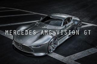 Mercedes AMG Vision Gran Turismo: Germany's Virtual Supercar