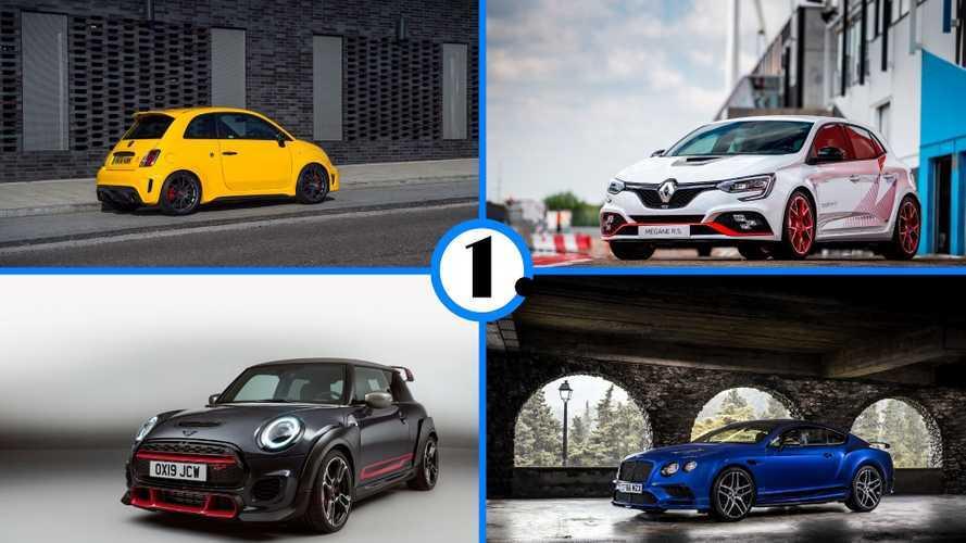 SLIDESHOW | Arka koltuklarından vazgeçen 10 araç