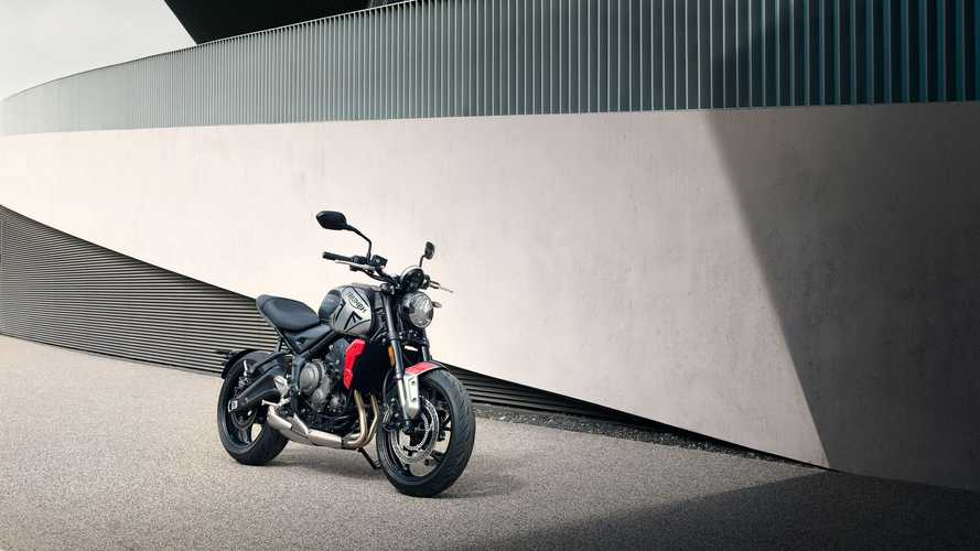 The Triumph Trident 660 Storms Into India