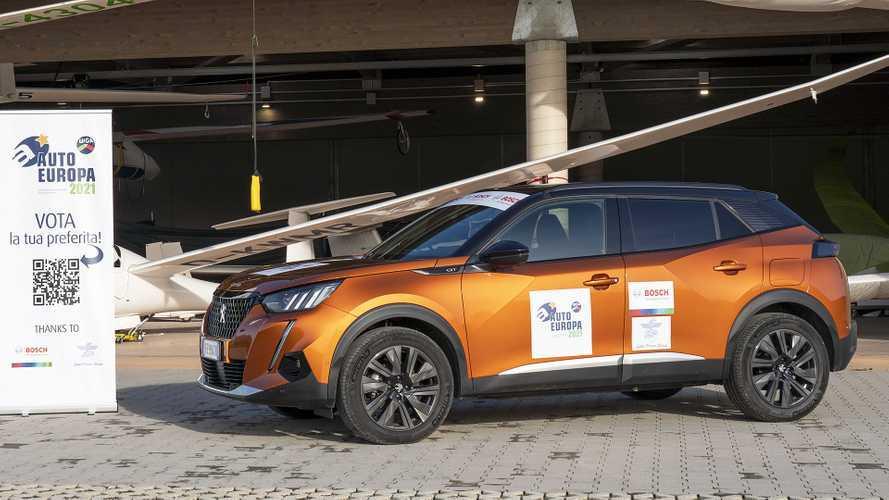 La Peugeot 2008 vince il premio Auto Europa 2021
