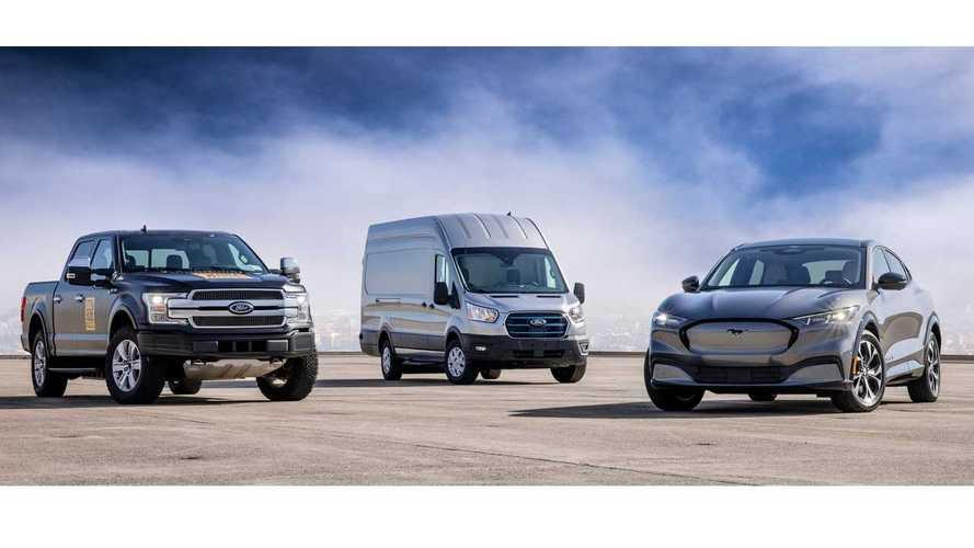 Produksi Meningkat, Ford Pertimbangkan Produksi Sel Baterai Sendiri