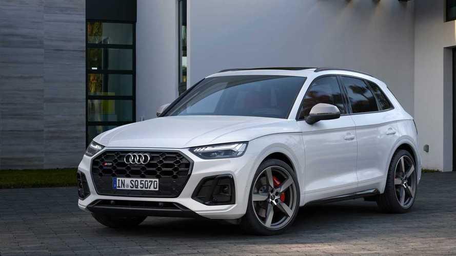 2020 Audi SQ5 TDI yeni yüzünü ortaya çıkardı
