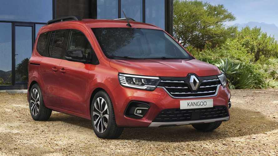 Renault Kangoo (2021): Dritte Generation startet im Frühjahr