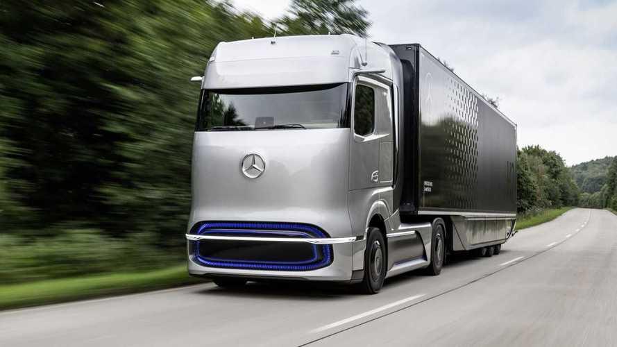 Mercedes e Volvo insieme per i camion a idrogeno (e non solo)