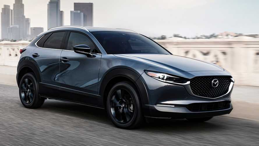 2021 Mazda CX-30 Turbo Side