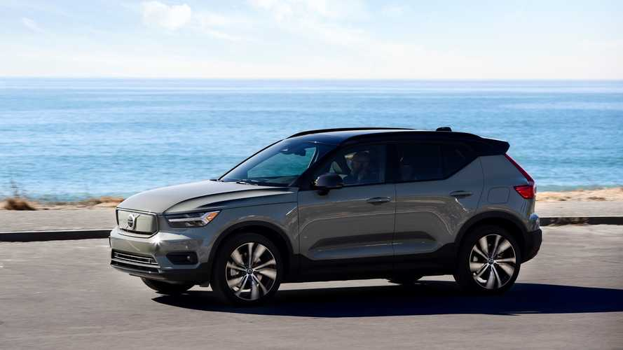 2021 Volvo XC40 Recharge First Drive: The Good, The Bad And The Efficiency