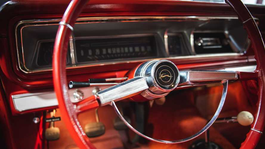 1966 Chevy Impala Sport Coupe: Dream Giveaway