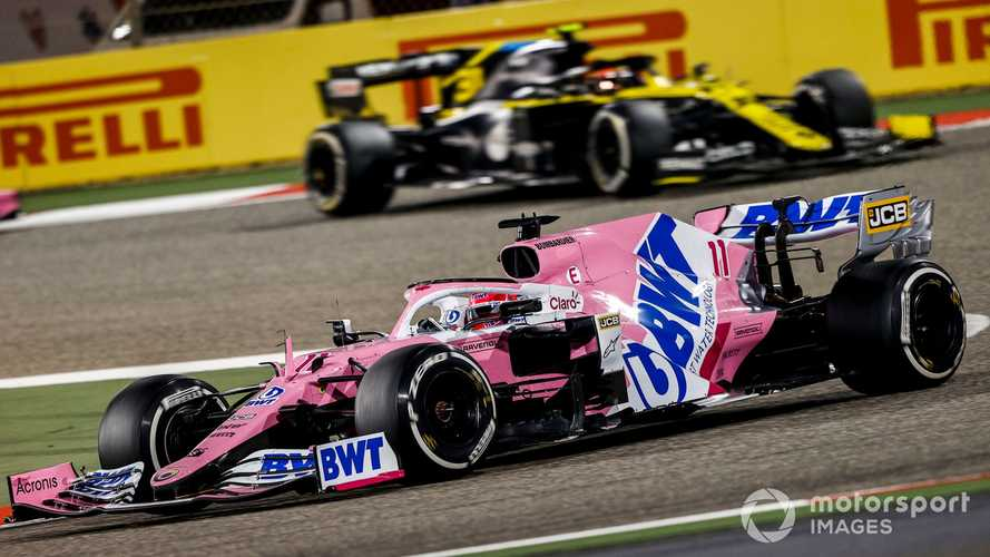 Sakhir GP: Perez takes shock win after Mercedes debacle