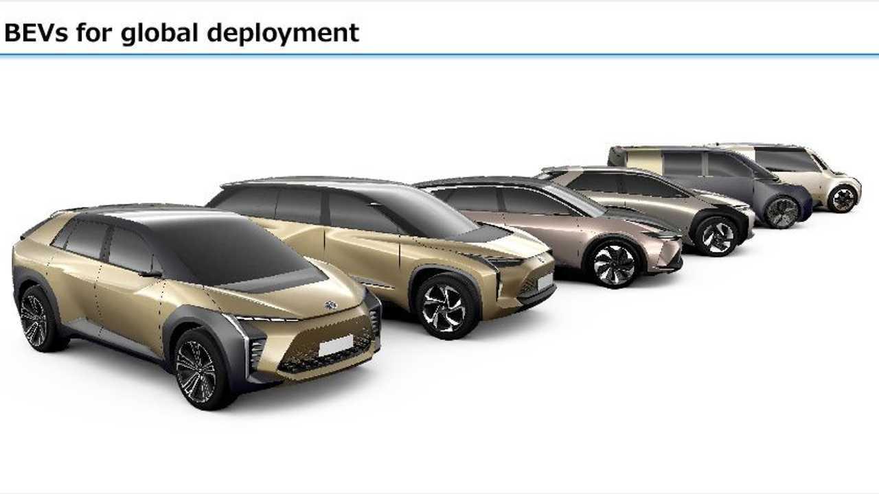 Toyota e-TNGA