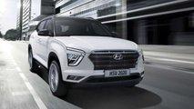Novo Hyundai Creta - México